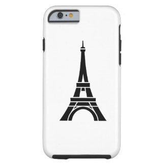 Eiffel Tower Pictogram iPhone 6 case Tough iPhone 6 Case