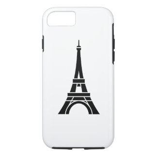 Eiffel Tower Pictogram iPhone 7 case