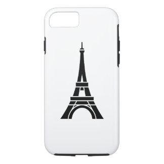 Eiffel Tower Pictogram iPhone 7 Case