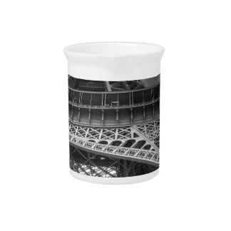 eiffel tower pitcher