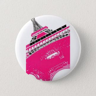 Eiffel-Tower-Poster-C13450125 6 Cm Round Badge