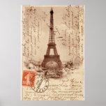 Eiffel Tower: Punctual in Paris!