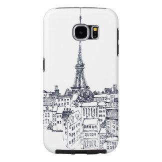 Eiffel Tower Samsung Galaxy S6 Cases