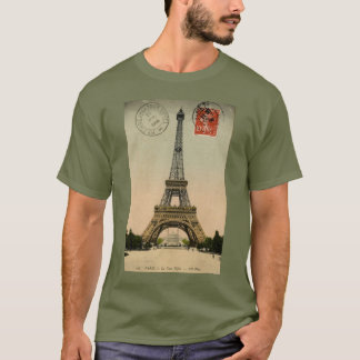 Eiffel Tower Shirt