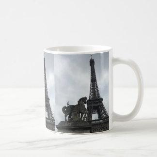 Eiffel Tower Silhouette Mug