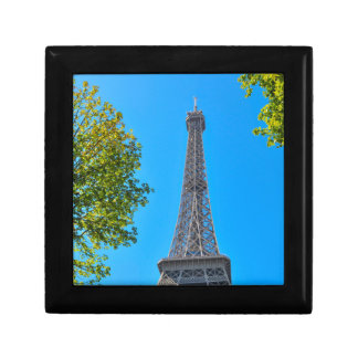 Eiffel Tower Small Square Gift Box