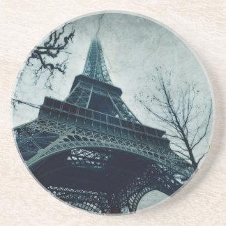 eiffel tower souvenirs beverage coasters