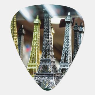 Eiffel Tower Souvenirs Plectrum