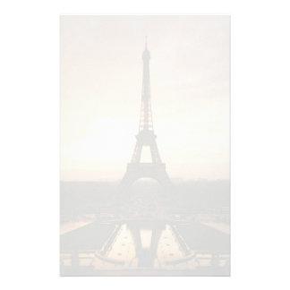 Eiffel Tower Stationery