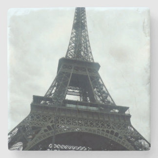 Eiffel Tower Stone Coaster