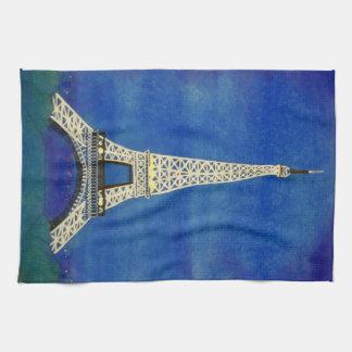 Eiffel Tower Tea Towel