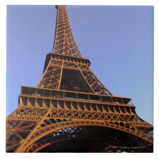 eiffel tower tile