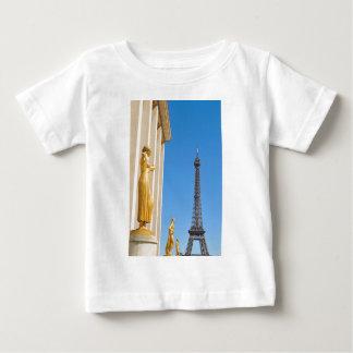 Eiffel Tower (Tour Eiffel) in Paris, France Baby T-Shirt