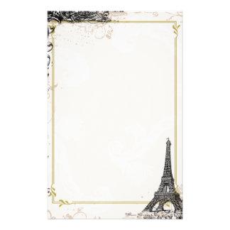 Eiffel Tower Vintage Style Flyer