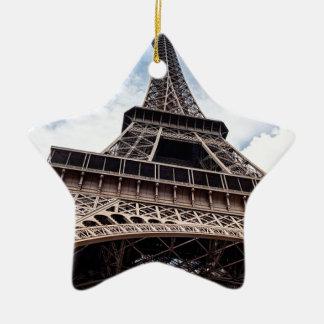 eiffeltower christmas ornament