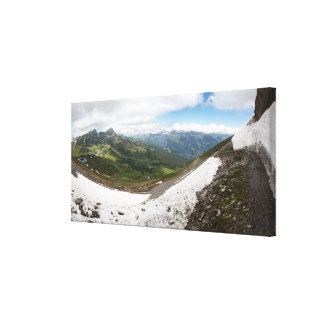 Eiger Trail, Switzerland - Wrapped Canvas