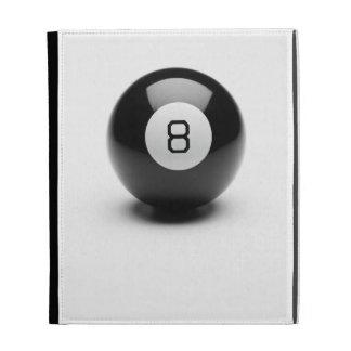 Eight ball iPad cases