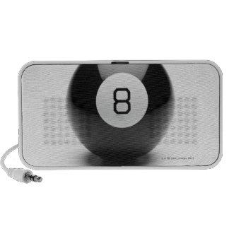Eight ball iPod speaker