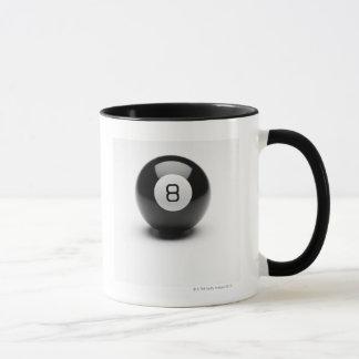 Eight ball mug