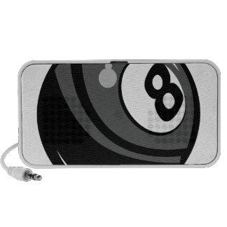 Eight Ball Notebook Speaker