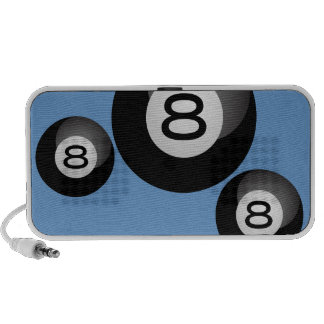 Eight Ball Portable Speakers