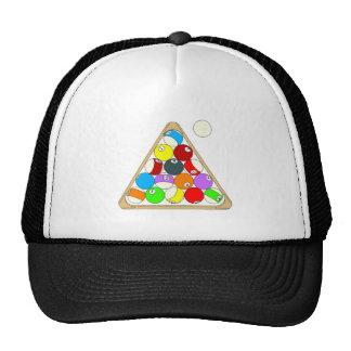Eight Ball Rack Trucker Hat