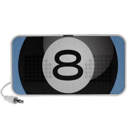 Eight Ball Mini Speakers
