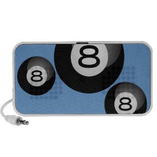 Eight Ball Speaker System