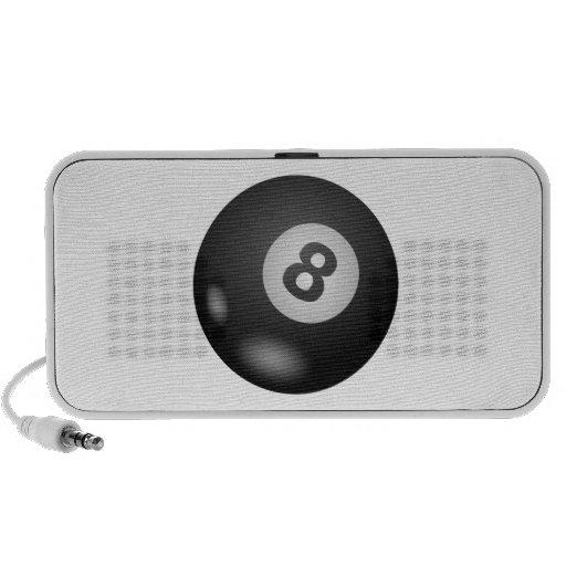 Eight Ball Mini Speaker