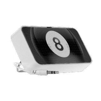 Eight Ball Travel Speaker