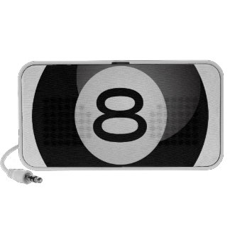 Eight Ball Travelling Speaker
