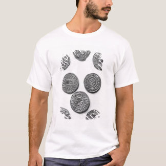 Eight Carolingian coins T-Shirt