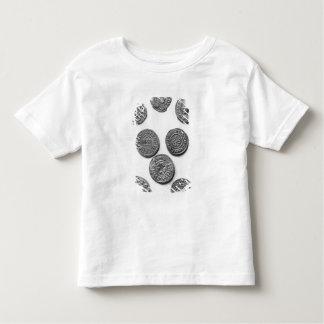 Eight Carolingian coins Toddler T-Shirt