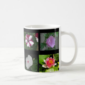 Eight Different Flowers 3 Coffee Mug
