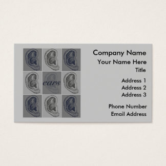 Eight Ears Graphic Business Card