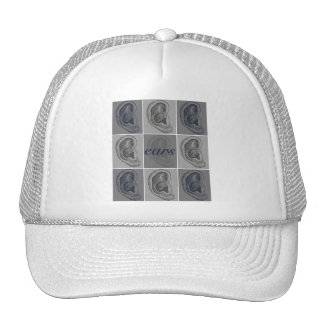 Eight Ears Mesh Hats