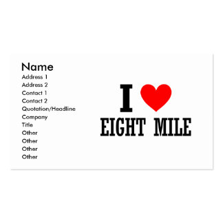 Eight Mile, Alabama Business Cards