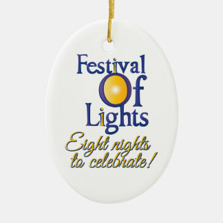 Eight Nights Christmas Ornaments