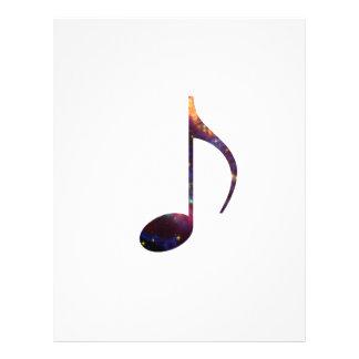 eight note nebula 1 21.5 cm x 28 cm flyer