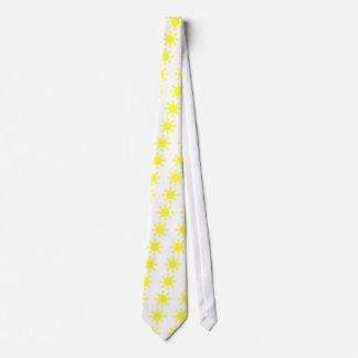 Eight Ray Sun Tie
