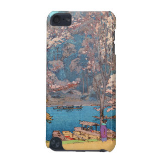 Eight Scenes of Cherry Blossoms, Arashiyama iPod Touch (5th Generation) Case