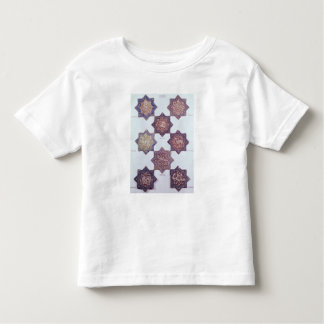 Eight tiles decorated with animals toddler T-Shirt