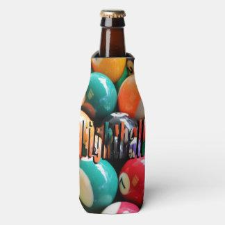 Eightballs, And Eightball Logo Stubby  Holder Bottle Cooler