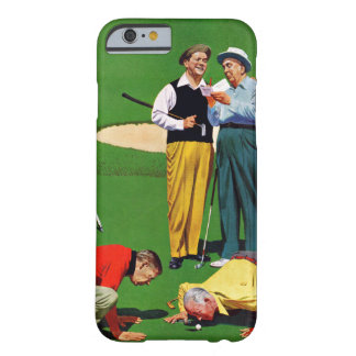 Eighteenth Hole Barely There iPhone 6 Case