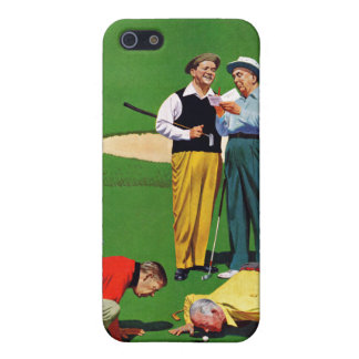Eighteenth Hole Case For iPhone 5/5S