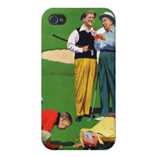 Eighteenth Hole Case For The iPhone 4
