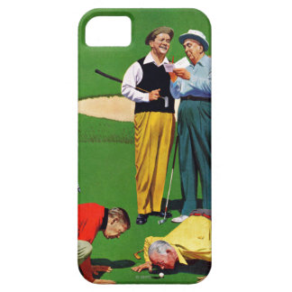 Eighteenth Hole Case For The iPhone 5