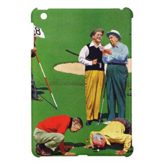 Eighteenth Hole iPad Mini Covers