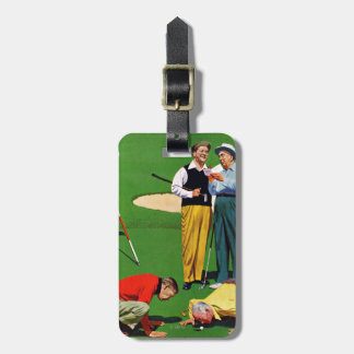 Eighteenth Hole Tags For Luggage