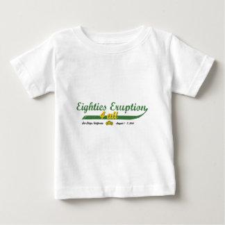 Eighties Eruption 4 All Baby T-Shirt
